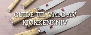 Guide til valg av kjøkkekniv